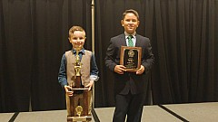 Beginner Quizzer and Runner-Up Quizzer of the Year