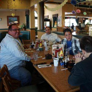 Men's Breakfast | June 25