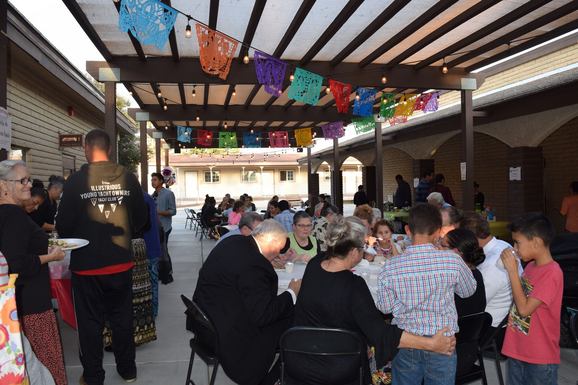 Spanish Missions Fundraiser | August 27