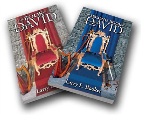 Books of David Set (Includes printed copy and Audio MP3 CD of each book)