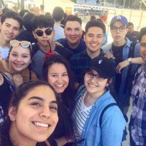 Youth Magic Mountain Trip | Apr 29