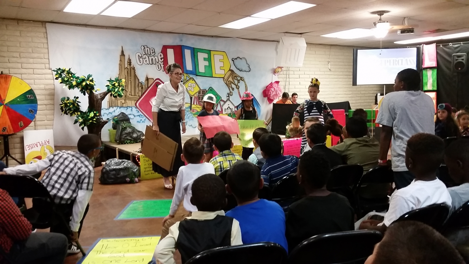 Sunday School | September 11