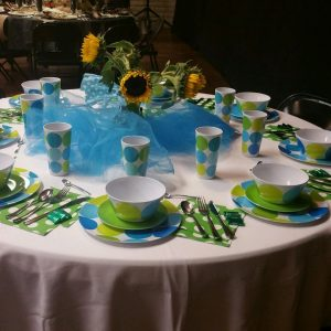 Tables of Eight Outreach | September 24