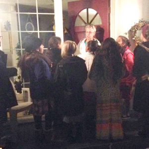 Daughters of Zion Christmas Party & Caroling | December 2