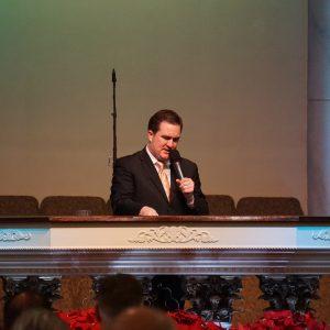 Special Services with Rev. Daniel McDonald | December 11, 2016