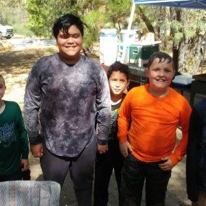 Men and Boys Campout | June 1-3, 2018