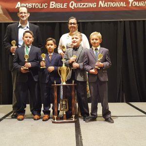 Bible Quizzing National Tournament | 2017-07