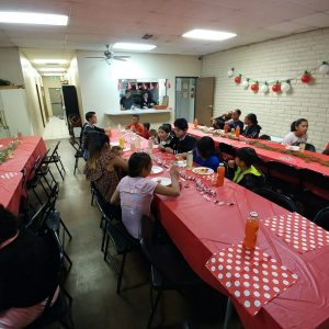 Bus Christmas Party | December 16, 2017