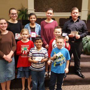 Bible Quizzing Mini Tournament | December 2, 2017