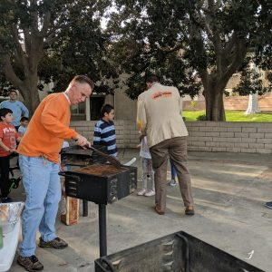 Sunday School BBQ Outreach | Feb 2, 2018
