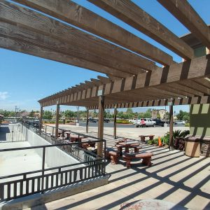 2018-04-21 | Building Shade Structure