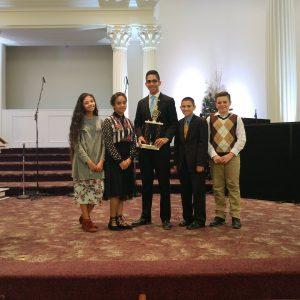 2018-04-28 | Bible Quizzing Tournament in Bakersfield