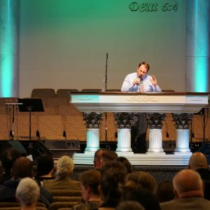 2018-02-18 | Revival services with Rev. Andrew Howard