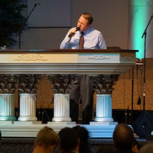 2108-02-25 | Revival services with Rev. Andrew Howard