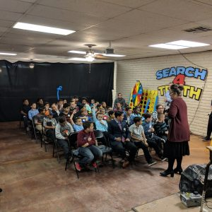 May 27, 2018 | Sunday School & Bus Ministry