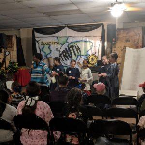 Sunday School | May 3, 2018