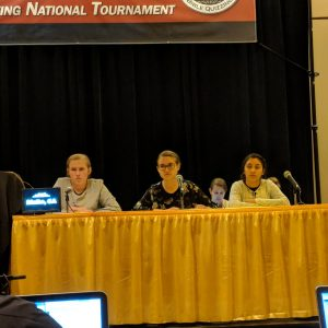 National Bible Quizzing | July, 2018