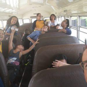 Sunday School / Bus | August 12, 2018