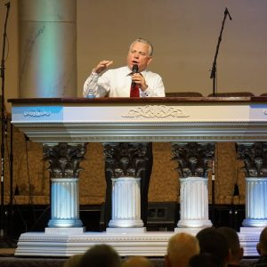 Service with Rev Wade Bass | June 6, 2018