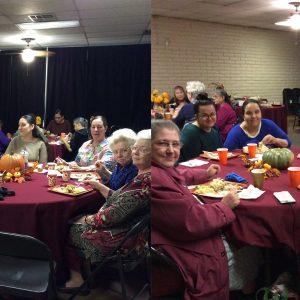 Soul Sisters Thanksgiving Dinner | December 16, 2018