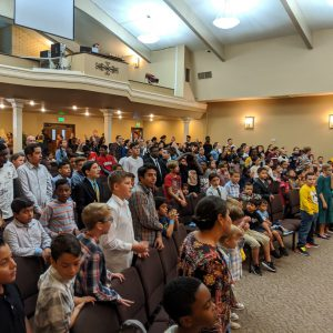 Holy Ghost Service | October 20, 2019