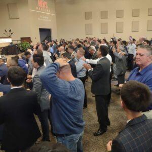 SCC Men's Meeting   October 9, 2021