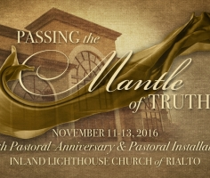 November 11-13 | 20th Anniversary Services